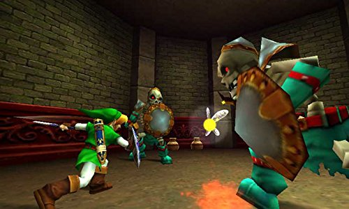 Ocarina of time 3ds gameplay