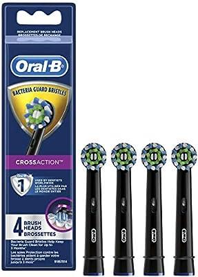 Amazon.com: Oral-b Crossaction - Recambio para cepillo de ...