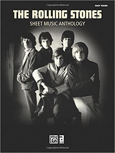 The Rolling Stones Sheet Music Anthology: Easy Piano: The