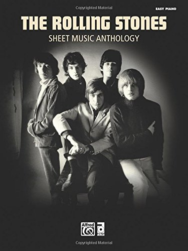 The Rolling Stones Sheet Music Anthology Easy Piano [Rolling Stones, The - Nelson, Bruce] (Tapa Blanda)