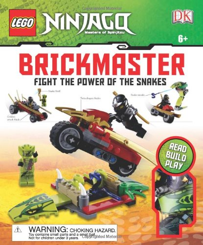Price comparison product image LEGO NINJAGO: Fight the Power of the Snakes Brickmaster