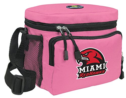 Broad Bay Miami University Lunch Bag Womens & Girls Miami Redhawks Lunchboxes