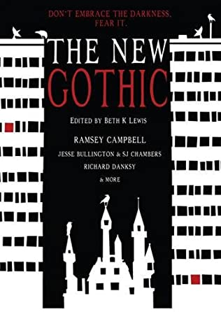 book cover of The New Gothic