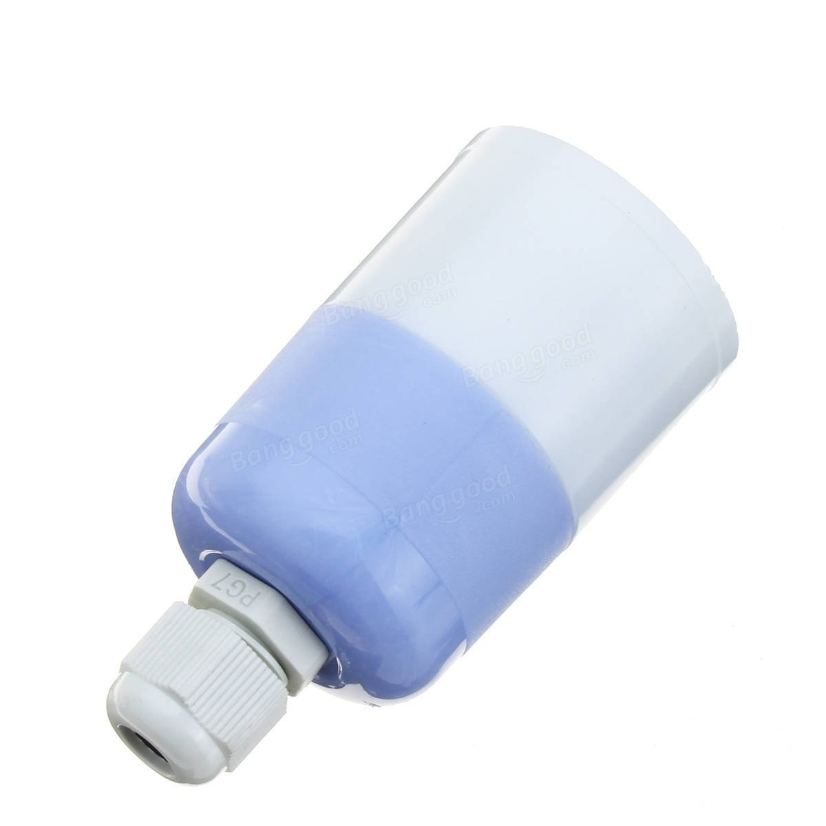 Global E27 Waterproof Fireproof Plastic Light Socket Lamp Holder Bulb Adapter Base