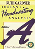 img - for Instant Handwriting Analysis: A Key to Personal Success (Llewellyn's self-help series) book / textbook / text book