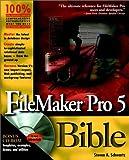 FileMaker Pro 5 Bible, Steven A. Schwartz, 0764534068