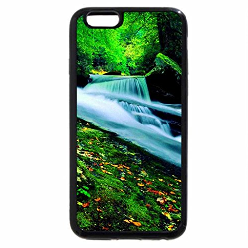 iPhone 6S / iPhone 6 Case (Black) Forest waters