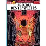 JHEN T.08 : SECRET DES TEMPLIERS (LE)