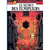 JHEN T.08 : LE SECRET DES TEMPLIERS