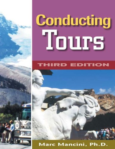 Conducting Tours: A Practical Guide Pdf