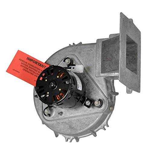 Combustion Air Blower - Lennox 43J58 - Combustion Air Blower Assembly