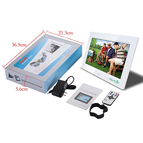 10 inch TFT LCD Wide Screen Digital 2000 Photos Display
