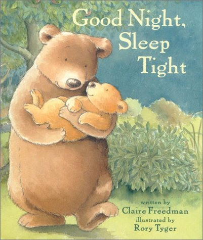 good night sleep tight claire freedman rory tyger 9780810945135 amazoncom books