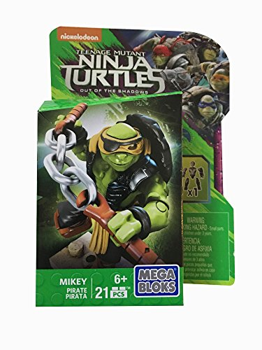 Teenage Mutant Ninja Turtles Out of the Shadows Mini Action figure- Mikey