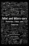Mini and Micro-Cars: Yesterday.Today.and Tomorrow