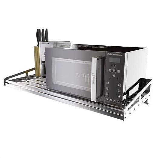 LINPINGWBLJ Estante de Cocina Estante para Especias Horno de ...