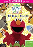 Sesame Street:  Elmo's World:  All About Animals Image