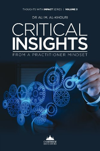 Download Critical Insights From A Practitioner Mindset (Thoughts With Impact) Pdf
