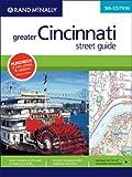 Rand Mcnally Greater Cincinnati Street Guide, Rand McNally, 0528866850