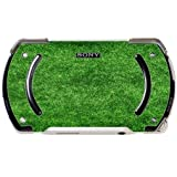 Green Grass Turf Field PSP Go Vinyl Decal Sticker Skin by Moonlight Printing