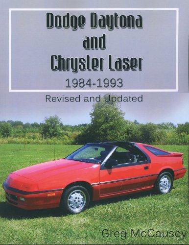 Shelby Dodge 1988 (Dodge Daytona and Chrysler Laser 1984-1993)