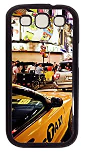 New York PC Case Cover For Samsung Galaxy S3 SIII I9300 Black