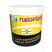 Rugoplast Iglú - Pintura impermeabilizante, Rojo, 15 L