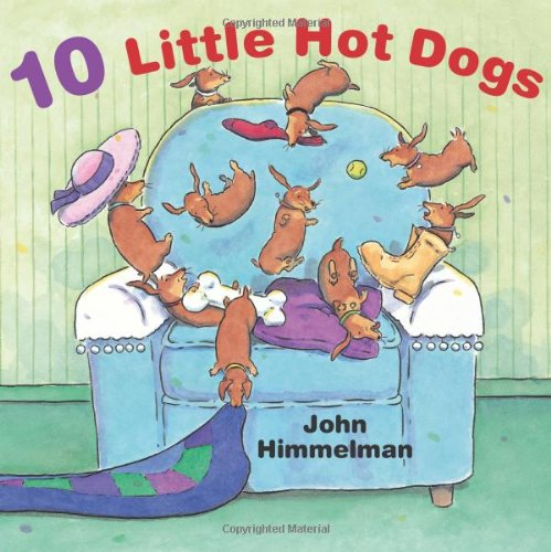 Download 10 Little Hot Dogs pdf
