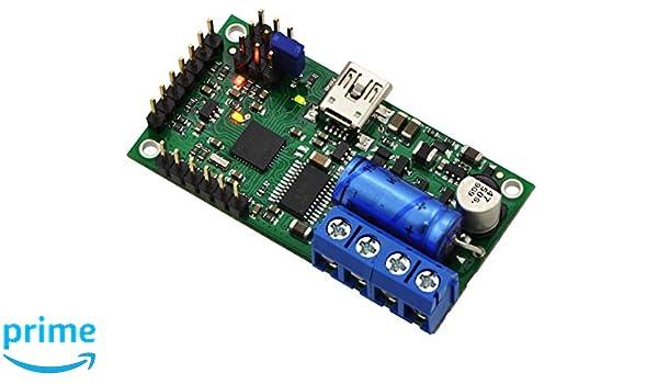Fully Assembled 1372 Pololu simple moteur contrôleur 18v7