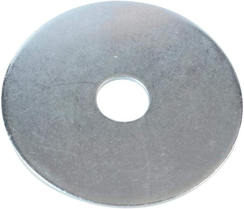 Forgefix Forfpwas1050/Plat Garde-boue Rondelles ZP M10/x 50/mm Forge Lot de 6
