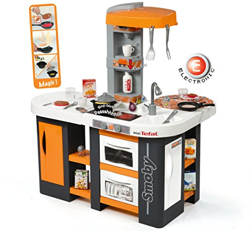 Smoby - 311002 - Tefal - Cuisine Studio XL