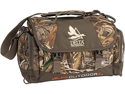Delta Waterfowl Gear Floating Blind Bag, Realtree MAX-5