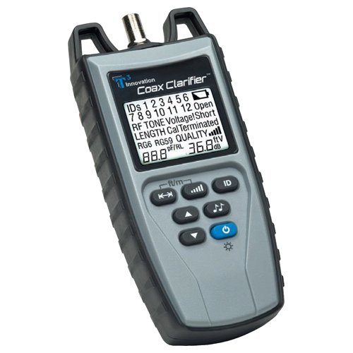 Platinum Tools TCC200 Coax Clarifier, W/2 Coax Rf Remotes. Kit Box.