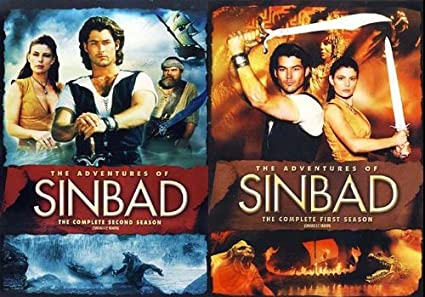 the adventures of sinbad season 1 dvd