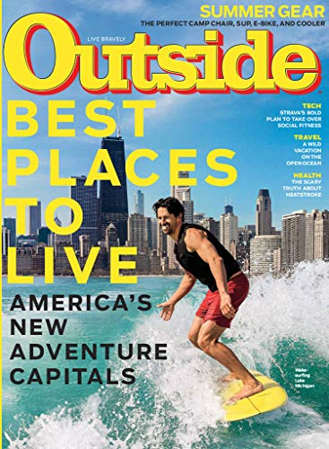 Outside [Print + Kindle] - Stream Magazine Field &