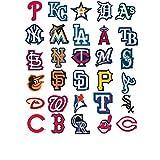 MLB Complete Baseball Sticker