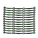 Amgate 12 Pcs Stake Arms for Tomato Cage, 11.8