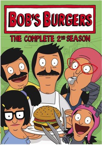 Bobs Burgers Season 2 - Burger Joint Game