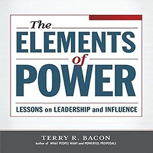 Elements of Power Audiobook