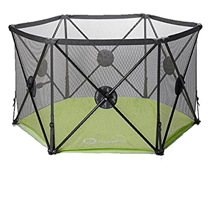 Callowesse Pop up and Play Secure Easy Fold Playpen