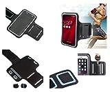 Iphone De Apple 6s Best Deals - DFV mobile - Armband Professionnelle Housse Néoprène étanche Réglable Brassard de NEOPRENE Sport Gym pour => APPLE iPhone 6s [4,7
