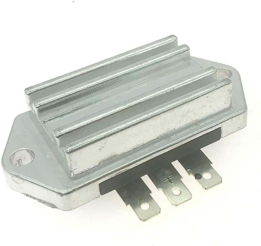 Voltage Regulator Rectifier for Kohler 8-25 HP Engines with 15 Amp Alternators Replace OE 41 403 10-S 41 403 09-S 25 403 03-S