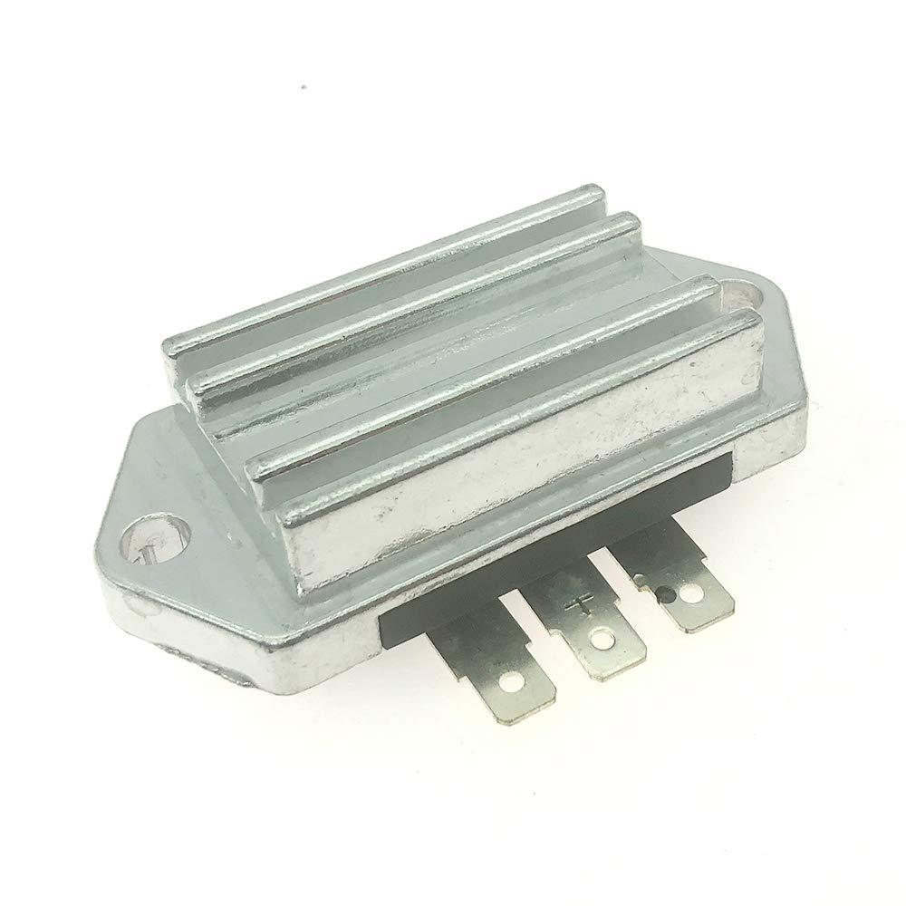 Voltage Regulator Rectifier for Kohler 8-25 HP Engines with 15 Amp Alternators Replace OE#41 403 10-S 41 403 09-S 25 403 03-S Mastergood