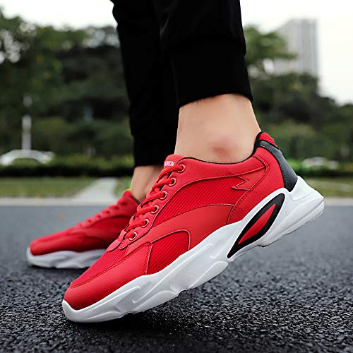Shoesmen Air Sport Leisure Winter Cushion and Shoes Breathable Autumn Basketball Student NANXIEHO Single Damping Breathable Shoes Light ICCqw