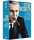 Collection Steve McQueen - 4 films : La grande évasion + Les Sept mercenaires + L'affaire Thomas Crown + La canonnière du Yang-Tsé