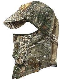 Seirus Innovación 8152Huntsman máscara de Capucha Sombrero Gorro con Integrado Parte Superior Vendedor