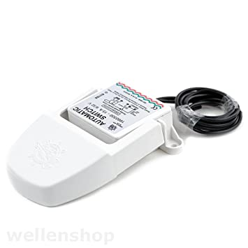 Interruptor de flotador Switch para bomba de sentina 12 V 24 V: Amazon.es: Deportes y aire libre