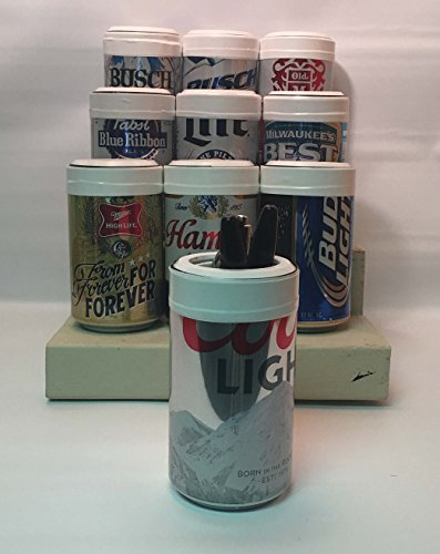 Beer Can Pencil Holder (Coors Light)