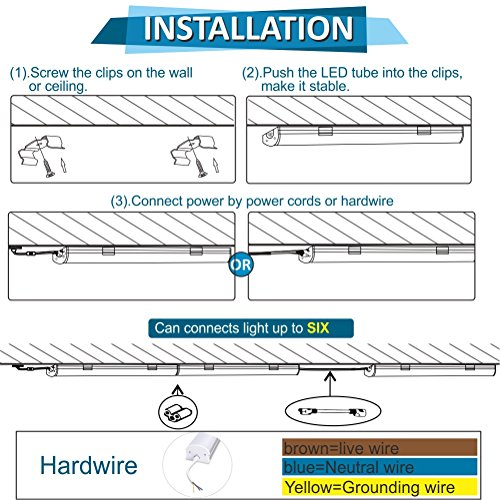 Office Led Lifht Wiring Diagram on