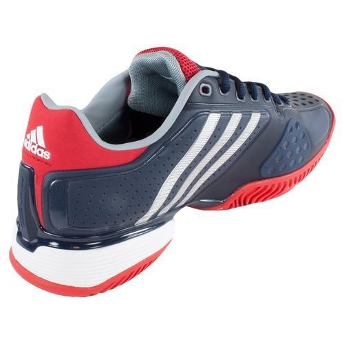 nbsp;collegiate Argento Uomo 7 Barricade M21256 Adipower Royal Tennis nbsp;scarpe Da Adidas Novak f14 E 0wOvAqHAp